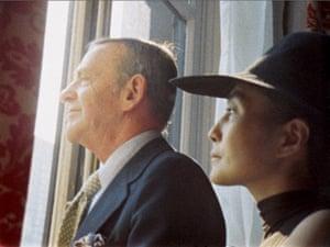 Yoko Ono archive photos: Yoko Ono with Fred Astaire