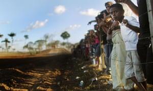 Brazil's Belo Monte Dam Project
