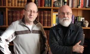 Stephen Baxter and Terry Pratchett