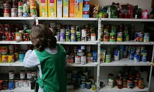 How to set up a food bank in your local community