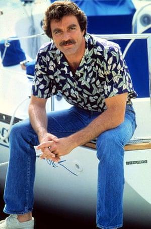 Summer style stars: Magnum PI