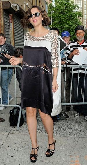 Summer style stars: 'Late Night with Jimmy Fallon', New York, America - 13 Jun 2012