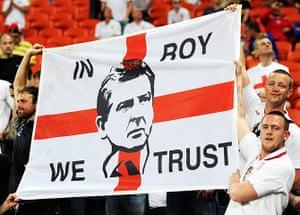 Group D: England fans