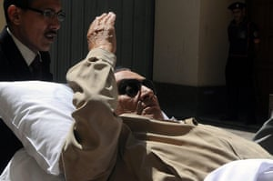 Mubarak Verdict: Ousted Egyptian president Hosni Mubarak