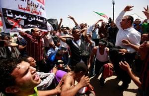 Mubarak trial : Mubarak trial