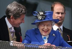 Diamond Jubilee: Diamond Jubilee - Epsom Derby