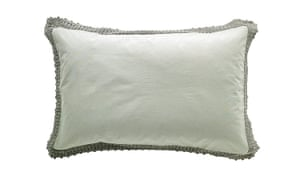 Homes Feature: Oxford pillowcase