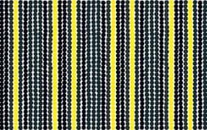 Homes Feature: Räsymatto fabric,
