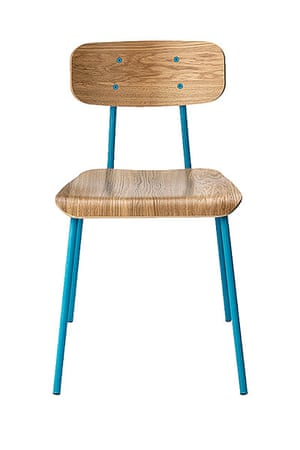 Homes Feature: Hester dining chair