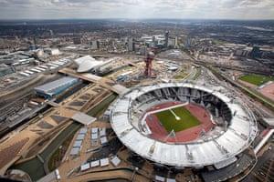 RIBA Awards: Olympic Park in London