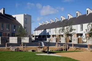 RIBA Awards: The Triangle, housing project Swindon