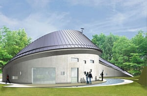 RIBA Awards: Maggie's Centre in south-west Wales