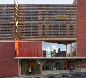 RIBA Awards: Lyric theatre
