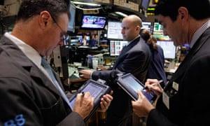 stocks federal reserve
