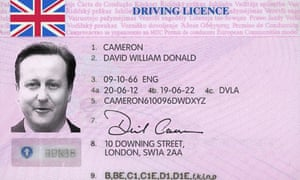 To News From Appear On Union 2015 Driving Licences Uk Flag Guardian The
