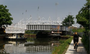 London's Olympic stadium, Riba Stirling prize longlist 2012
