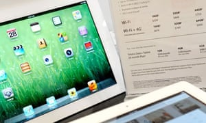Apple has been fined A$2.25m for misleading claims about its iPad's 4G capabilities in Australia