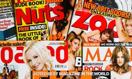 Lad mags