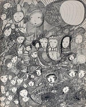Exhibitionist2306: Madge Gill