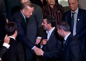 rio+20: Mahmoud Ahmadinejad , Recep Tayyip Erdogan,Ali al-Shukri,