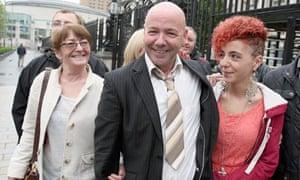 Liam Holden conviction quashed