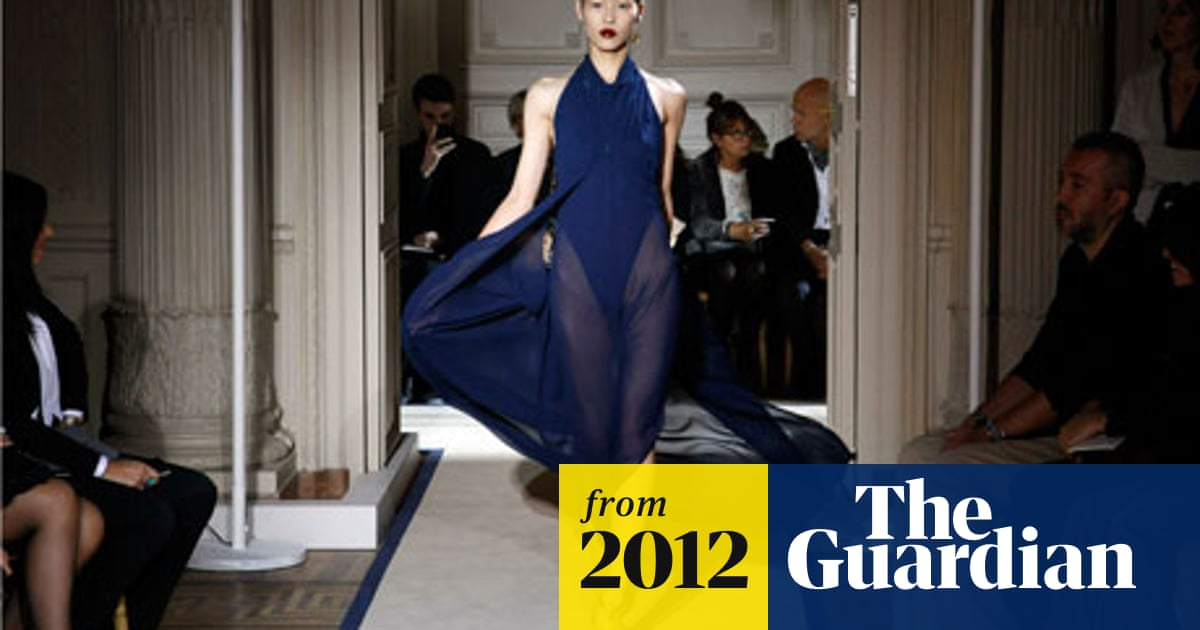 27927286262 Saint Laurent label drops Yves name for ready-to-wear collection | Fashion  | The Guardian
