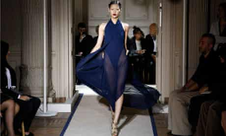 Yves Saint Laurent - Paris Fashion Week Spring/Summer 2011
