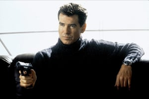 10 Bond Outfits: Die Another Day, Pierce Brosnan