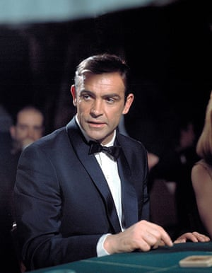 10 Bond Outfits: Thunderball, Sean Connery, 1965