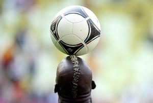 Balotelli: Balotelli head