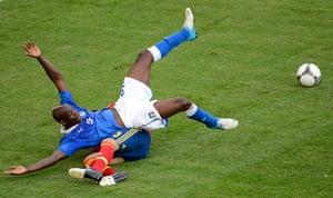 Balotelli: Pique Balotelli