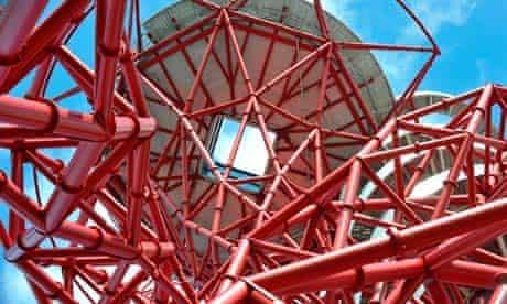 ArcelorMittal Orbit tower
