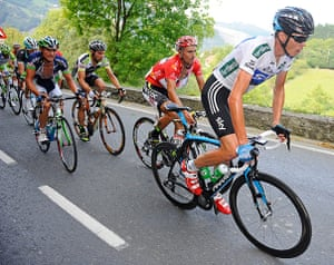 Sky: Christopher Froome