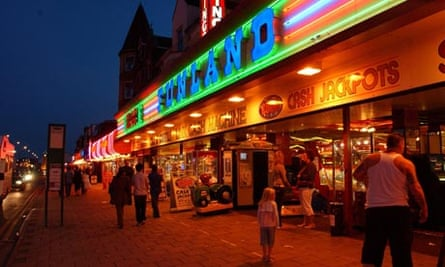 Skegness, Lincolnshire, Britain - Aug 2007