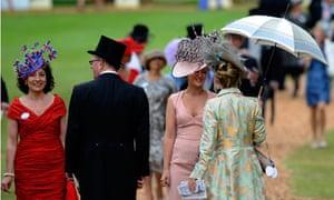 Royal Ascot simon hoggart