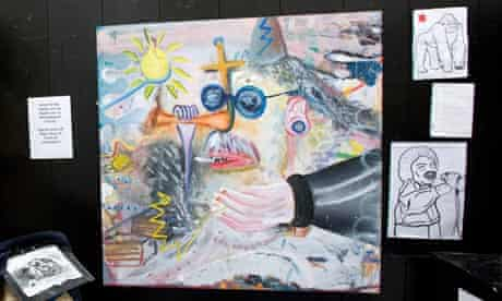 Rory Price's artwork