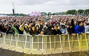 Hackney festival: Audience