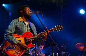 Hackney festival: Michael Kiwanuka