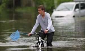 Flooding in West Sussex