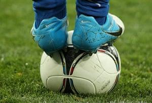 sport2: England v Italy - UEFA EURO 2012 Quarter Final