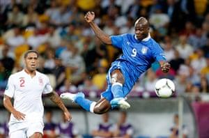 sport6: Quarter Final England vs Italy