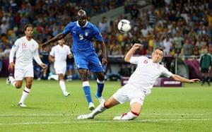 sport7: England v Italy - UEFA EURO 2012 Quarter Final