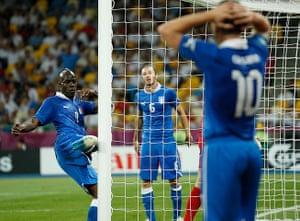 sport9: England v Italy - UEFA EURO 2012 Quarter Final