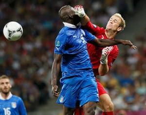 sport12: Italy's Balotelli