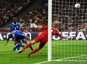 sporting: England v Italy - UEFA EURO 2012 Quarter Final