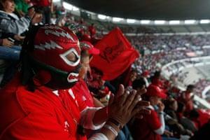24 hours: Mexico City, Mexico: Supporters of Enrique Pena Nieto