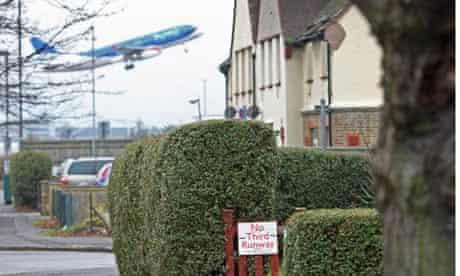 Sipson, near Heathrow