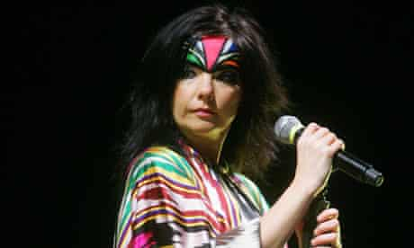 Björk is performing at the Fes festival this year.