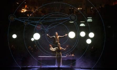 London Coliseum production of Dr Dee