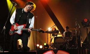 The Vaccines Perform At Brixton Academy In London
